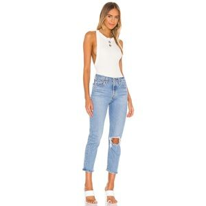 NWT Levi's Premium Wedgie Fit Straight